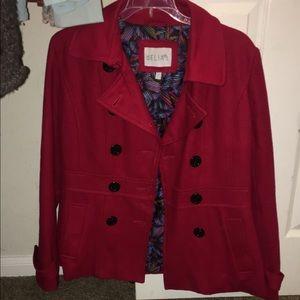 Delia's pea coat